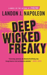 Deep Wicked Freaky final cover